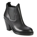 Acne Studios Star Stretchy Leather Ankle Boots