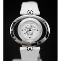Versace Eon Ellipse Reversible White Enamel Dial Ladies Watch