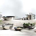 Stainless Steel Cookware 20% OFF