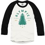 Olympic Raglan Men's T-Shirt