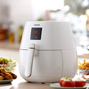 Philips Viva Digital AirFryer Low-Fat Fryer Multicooker w/ Rapid Air Technology