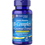B-Complex with Coconut Extract