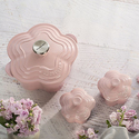 Free Petite Flower Cocotte with $150 Purchase