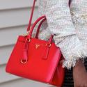 Prada Saffiano Leather Tote Bags