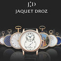 Up to 60% OFF Jaquet Droz Watches + Free Shipping