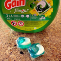 Gain Flings Original Laundry Detergent Pacs