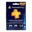 Sony Playstation Plus 1 Year Membership
