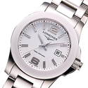 Longines Conquest Stainless Steel Ladies Watch