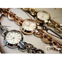 44% OFF DKNY Stainless Steel Ladies Watch
