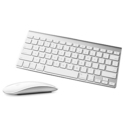 Apple Wireless Magic Mouse or Mini Keyboard (Manufacturer Refurbished)