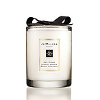 Red Roses Travel Candle