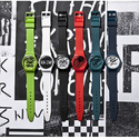 Kr3w Freshman Plastic Ladies Watch