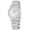 Bulova Classy Diamond Bezel Stainless Steel Watch