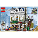 乐高LEGO 创意系列巴黎餐厅