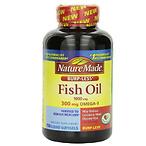 Fish Oil 1000 Mg-150 ct