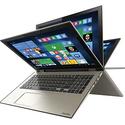 """Toshiba Satellite Radius 15 2-in-1 15.6"""" Touch-Screen Laptop"""