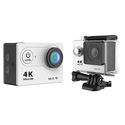 iPM 4K Ultra HD 12MP Action Camera with WiFi and Waterproof Case