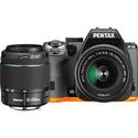 宾得Pentax K-S2 单反相机 附带18-50mm 和50-200mm 镜头