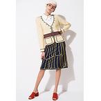 Colorblock 2-Piece Dress