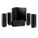 Harman Kardon HKTS 16 Black 5.1-Channel Home Theater Surround-Sound System