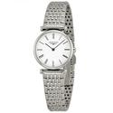 Longines La Grande Classique White Dial Stainless Steel Ladies Watch