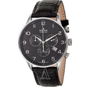 Edox Men's Les Vauberts Chronograph Watch