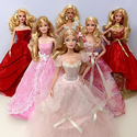 Select Barbie Dolls from $14.99