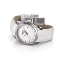 Tissot Women's Analog Display Swiss Quartz White Watch