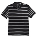 Nautica Mens Striped Deck Polo Shirt