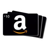 Amazon: 购买$50亚马逊礼卡赠送免费$10或$15