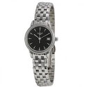 Longines Flagship Black Dial Ladies Watch