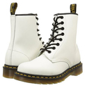 Dr. Martens 1460 Smooth 59 Last White, Unisex Adults' Boots