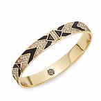 Core Pave Bangle Bracelet
