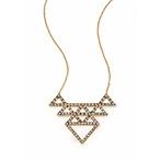 Tessellation Pendant Necklace
