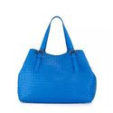 Bottega Veneta Large A-Shape Leather Tote Bag