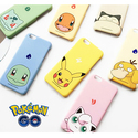 Pokemon Series Cute Pikachu Shell Case Cover For iPhone