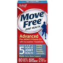 维骨力Move Free 氨基葡萄糖+维生素D 80粒