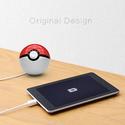 Pokemon Go Poke Ball Shape 10WmAh Power Bank