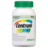 Centrum Base Multivitamin, Adult, 200-Count