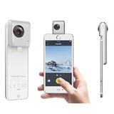 全方位了解:Insta360 Nano 360度全景相机