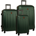Timberland Gilmanton 3 Piece Hardside Spinner Luggage Set