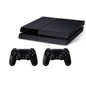 Sony PlayStation 4 500GB Console with 2 Controllers