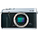 Fujifilm X-E2 Mirrorless Digital Camera Body