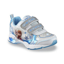 Disney Girl's Frozen Light-Up Sneaker