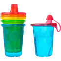 4 Pack of The First Years Take & Toss Spill-Proof Sippy Cups