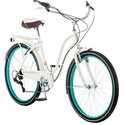 "26"" Schwinn Fairhaven Women's 7-Speed Cruiser Bike"