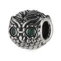 Pandora Damen-Charm 925 Sterling Silber Gruen