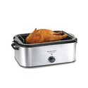 Hamilton Beach 24-Pound Turkey Roaster Oven