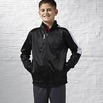 男童运动夹克衫