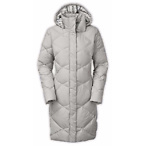 The North Face 长款棉衣